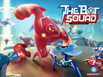 Ubisoft unleashes The Bot Squad to take you on challenging Puzzle Battles