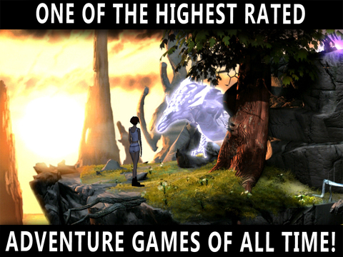 The Longest Journey Remastered for iOS out now on the App Store worldwide