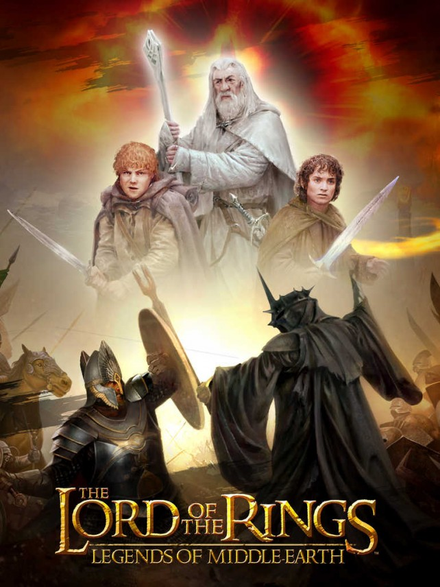 Kabam's The Lord of the Rings: Legends of Middle-earth is the One Game to rule them all