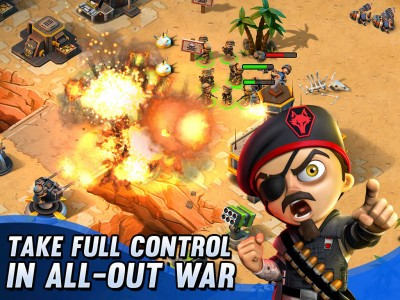Chillingo takes on Supercell's Clash of Clans with Tiny Troopers: Alliance
