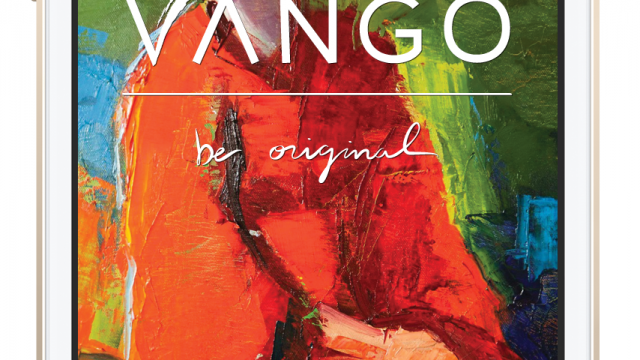 You don't have to be an expert to find original artwork thanks to Vango for iOS