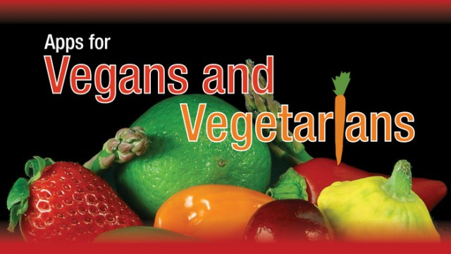 Find delicious vegan and vegetarian recipes and more with these iOS apps