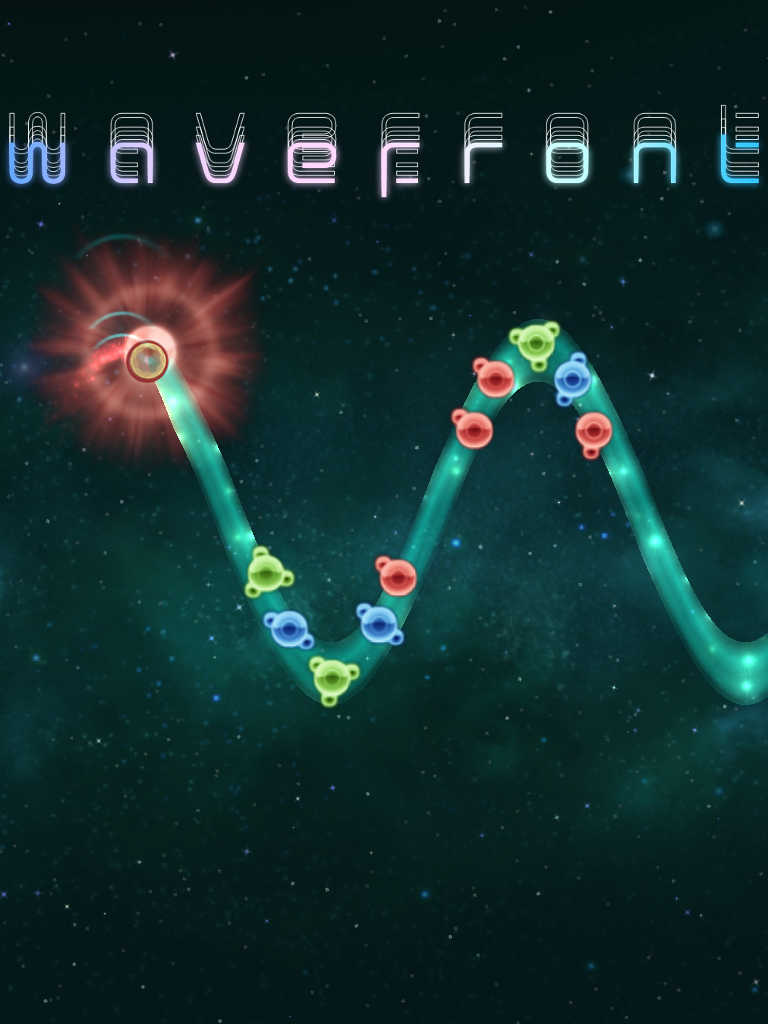 DeNA releases Wavefront action puzzler based on popular Steam title Waveform