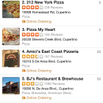 Yelp for iOS updated with iPhone 6 optimization and new Directions feature