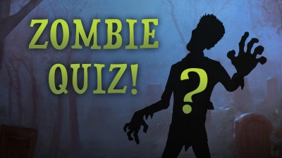 Find out what kind of zombie you are in Zombie Quiz