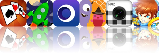Today's apps gone free: Gin Rummy HD, Rocket Valet, Tadaa SLR and more
