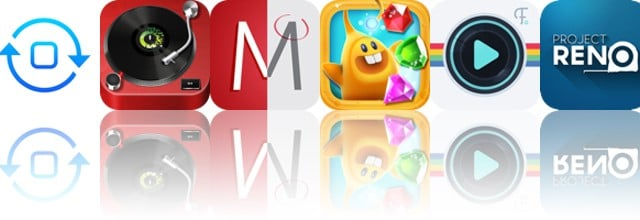 Today's apps gone free: Convertizo 2, Vinyl Tap, MarginNote Reader and more