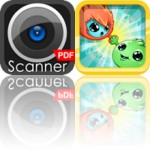 Today's apps gone free: Fallin Love, LifeTicker, Pocket Scanner and more