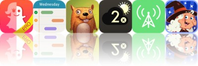 Today's apps gone free: Ghost Lens, iAgenda, Gary's Place and more