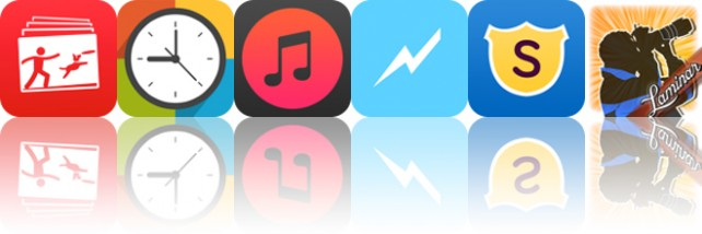 Today's apps gone free: Superburst Camera, Timegg, My Music and more