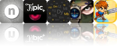 Today's apps gone free: Numerity, Typic+, Convertr and more