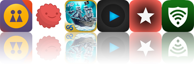 Today's apps gone free: Clone Camera, Gon, The Magician's Handbook II and more