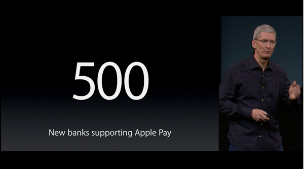 Apple announces that Apple Pay will launch on Monday
