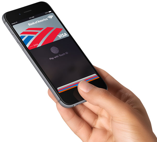An Apple Pay loyalty program could arrive in time for the holiday shopping season