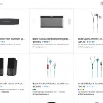 Apple removes Bose speakers and headphones from its online store