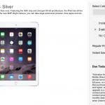 AT&T begins selling the iPad Air 2 and iPad mini 3