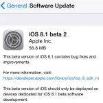 Apple releases second beta version of iOS 8.1 to registered developers
