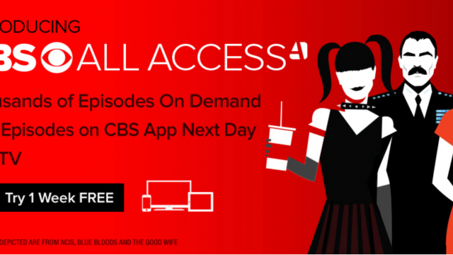 Bazinga! You can now access CBS programs without a cable or satellite subscription