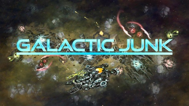 Embark on the action-packed space shooting adventure of Galactic Junk