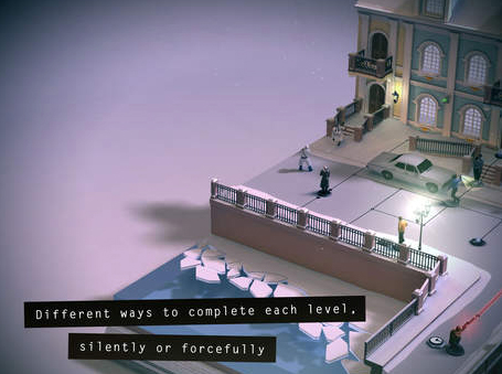 Hitman GO update brings a new classic level pack and iCloud integration