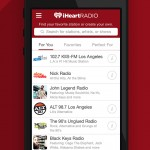 CarPlay-enabled car owners will heart the new version of iHeartRadio