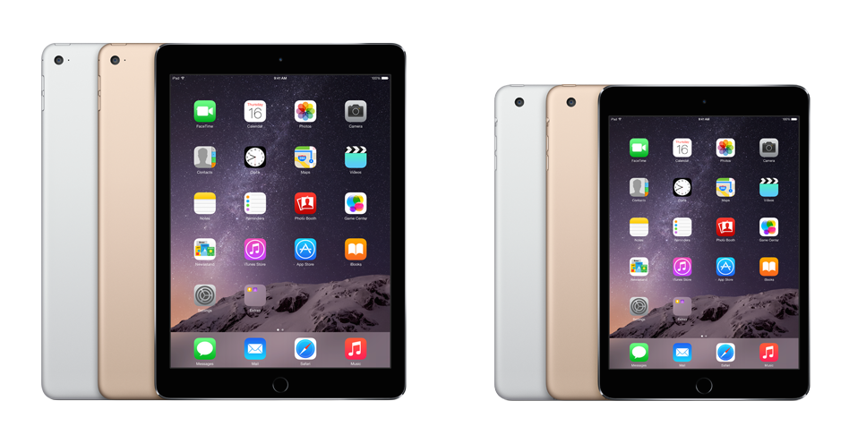 Target begins taking preorders for Apple's iPad Air 2 and iPad mini 3 on Oct. 18