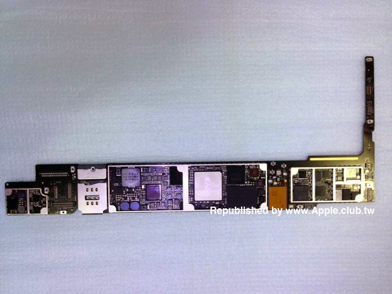 Newly leaked images show A8X chip, Touch ID and more for Apple's 'iPad Air 2'
