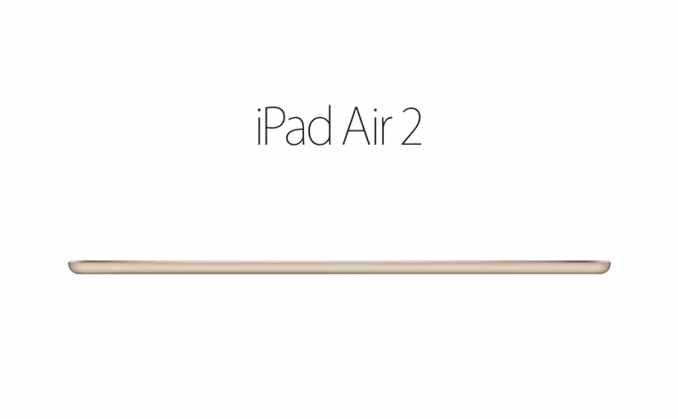 Watch Apple's promo videos for the iPad Air 2 and the iMac with Retina 5K display