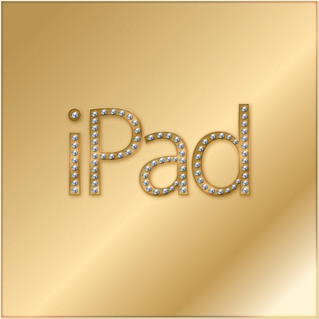 iPad-gold