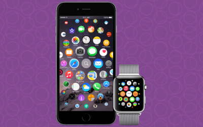 WatchSpring jailbreak tweak puts Apple Watch-like home screen interface on iPhone