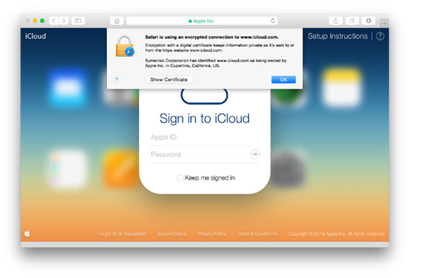 Apple unveils a browser security guide after reports of iCloud.com hacking in China
