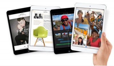 Report: A new iPad mini with Retina display will be announced Thursday
