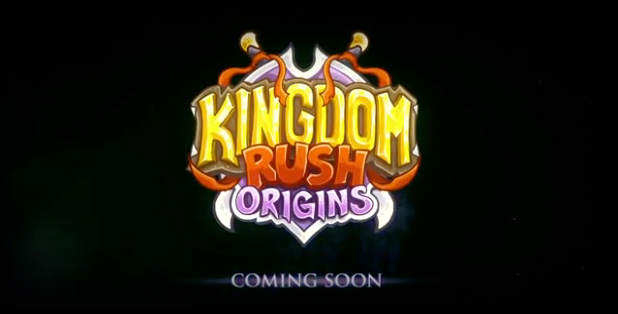Take a look at the first Kingdom Rush Origins teaser trailer