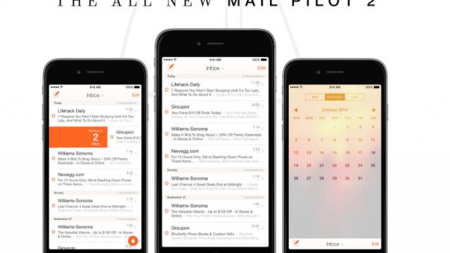 Mindsense announces a Mail Pilot 2 beta testing program