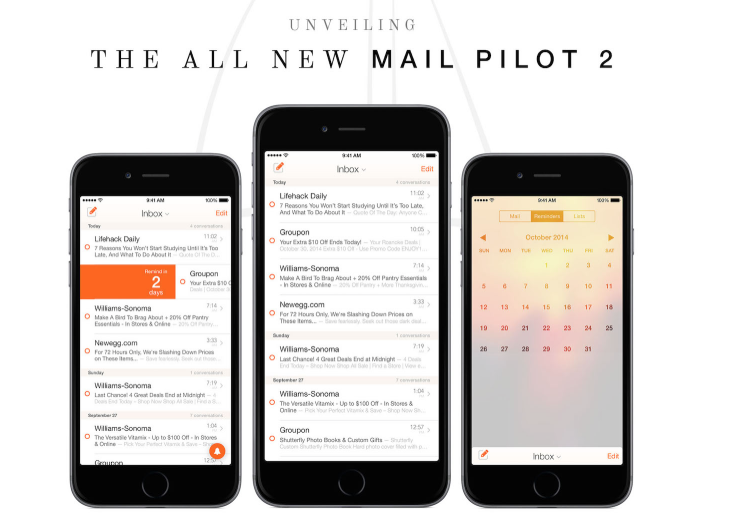 Mindsense announces a Mail Pilot 2 beta testing program