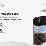 Olloclip's 4-in-1 Photo Lens for the iPhone 6 and iPhone 6 Plus brings a pair of new features