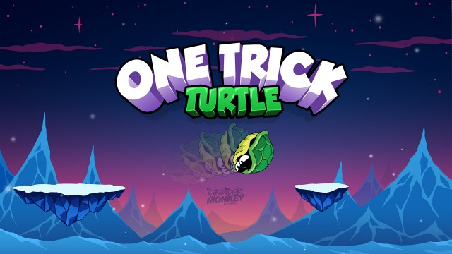 One Trick Turtle will bring infinite rolling fun to iOS on Oct. 16