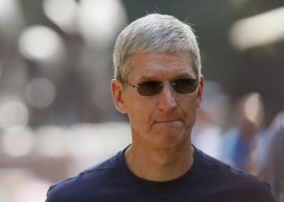 Tim Cook goes to China to discuss security, 'strengthening cooperation'