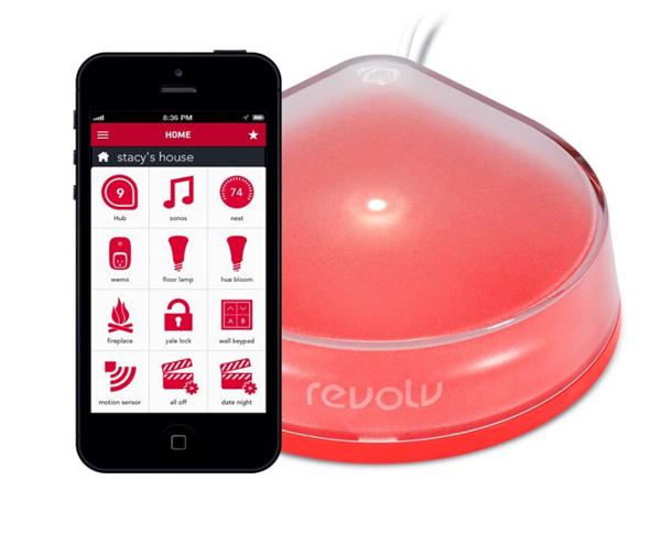 Google-owned Nest acquires smart home hub maker Revolv