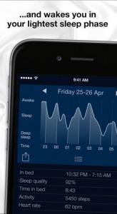 Sleep Cycle alarm clock update brings Health app integration and more