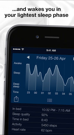 Sleep Cycle alarm clock update brings Health app integration and more