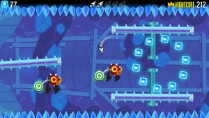 You'll need to have great reflexes in order to tilt and survive in this challenging arcade game.