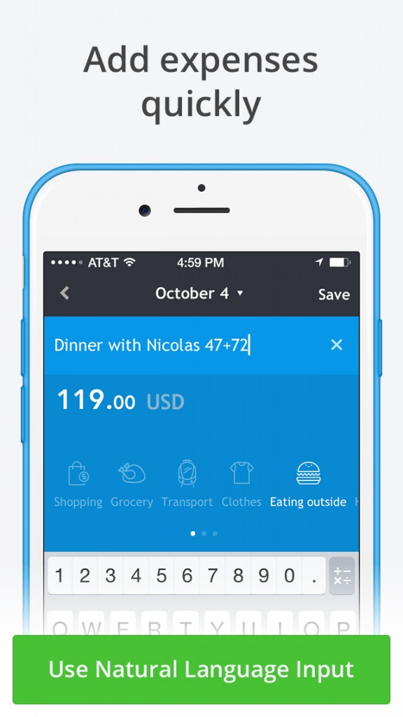 Sumptus makes expense tracking faster and easier than ever before