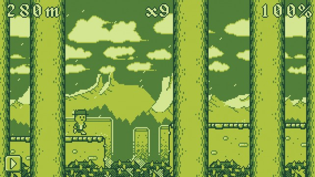 Are you agile enough for Jack B. Nimble? Find out in this Game Boy styled endless runner