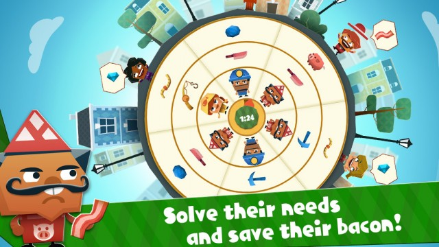 Spin and serve the quirky customers in Twisty Hollow, a delightful new puzzle game