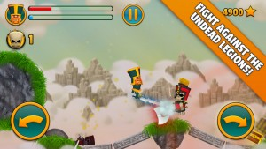You need to balance movement, offense, and defense in this action-packed physics game.