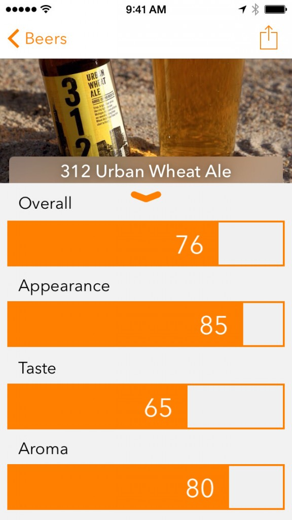 Keep track of your favorite brews with BeerTab