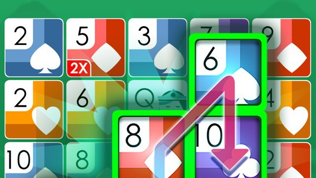 Every hand counts in Poker PLAY!, a challenging puzzle game