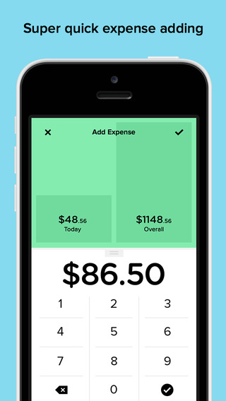 With the Pennies app, every cent counts in your budget