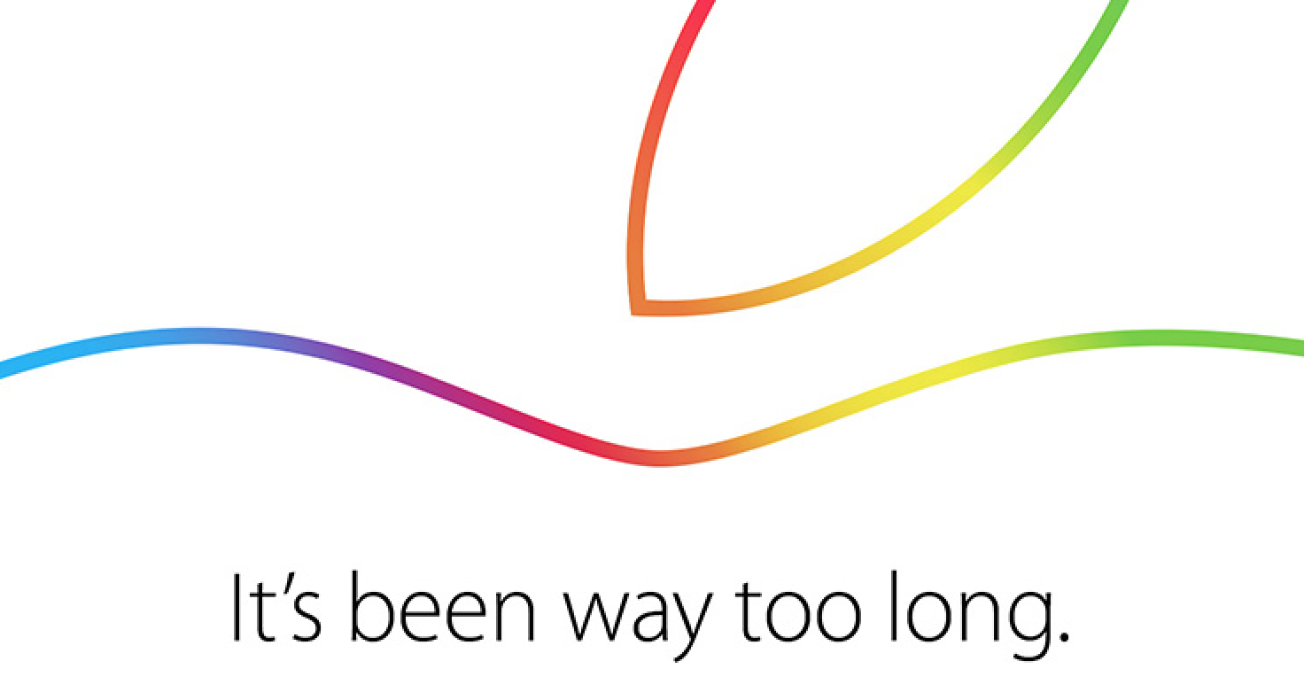 It's official: Apple will hold an iPad-centric media event on Oct. 16